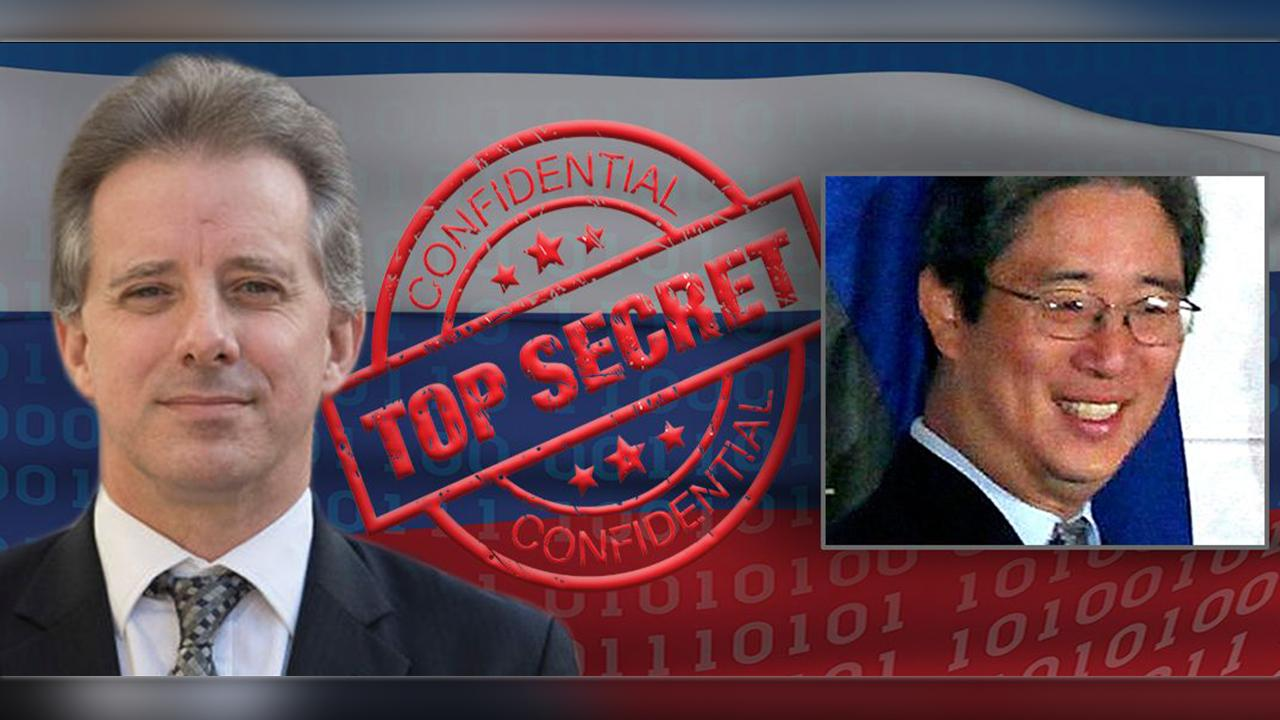 DOJ's Bruce Ohr wrote Christopher Steele was 'very concerned about Comey's firing -- afraid they ...