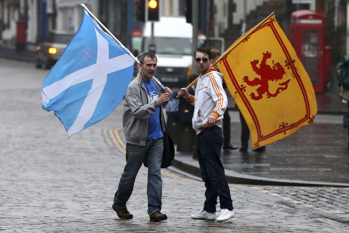 Could Scotland Seek Independence Again if Britain Leaves ...