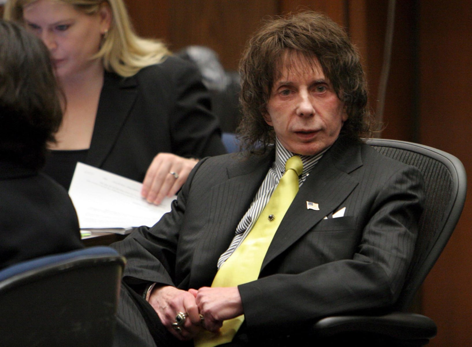 Phil Spector's life and times - TODAY.com