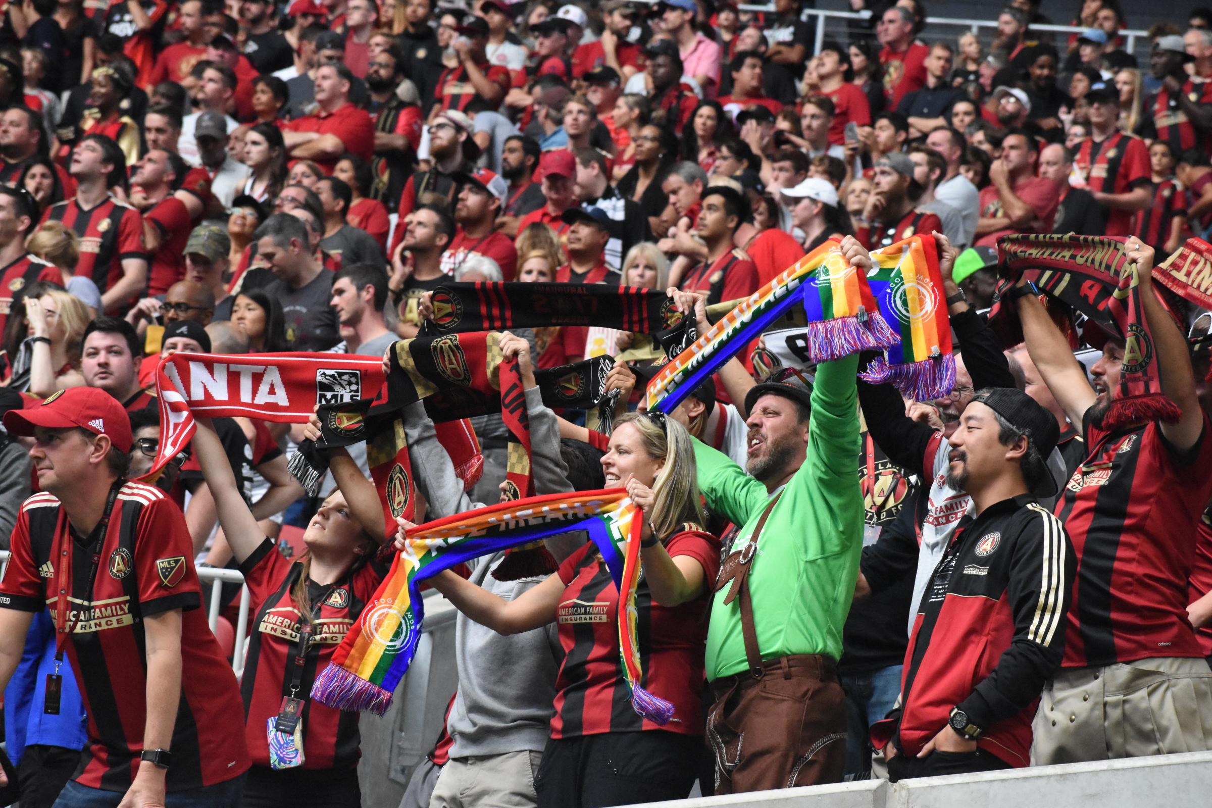 Atlanta United FC: A Beacon For Soccer In The South ...