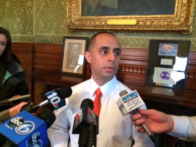 """Providence, Rhode Island Mayor, Jorge Elorza, Wants You To """"Speak Up"""" And """"Socially Shame"""" People That Don't Wear Masks…"""