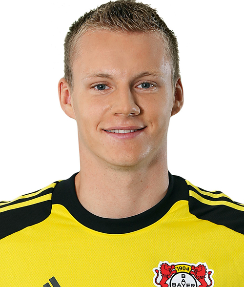 The 26-year old son of father (?) and mother(?) Bernd Leno in 2018 photo. Bernd Leno earned a  million dollar salary - leaving the net worth at 8 million in 2018