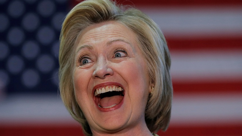 40 Democratic parties funneled $84 Million to Hillary Clinton
