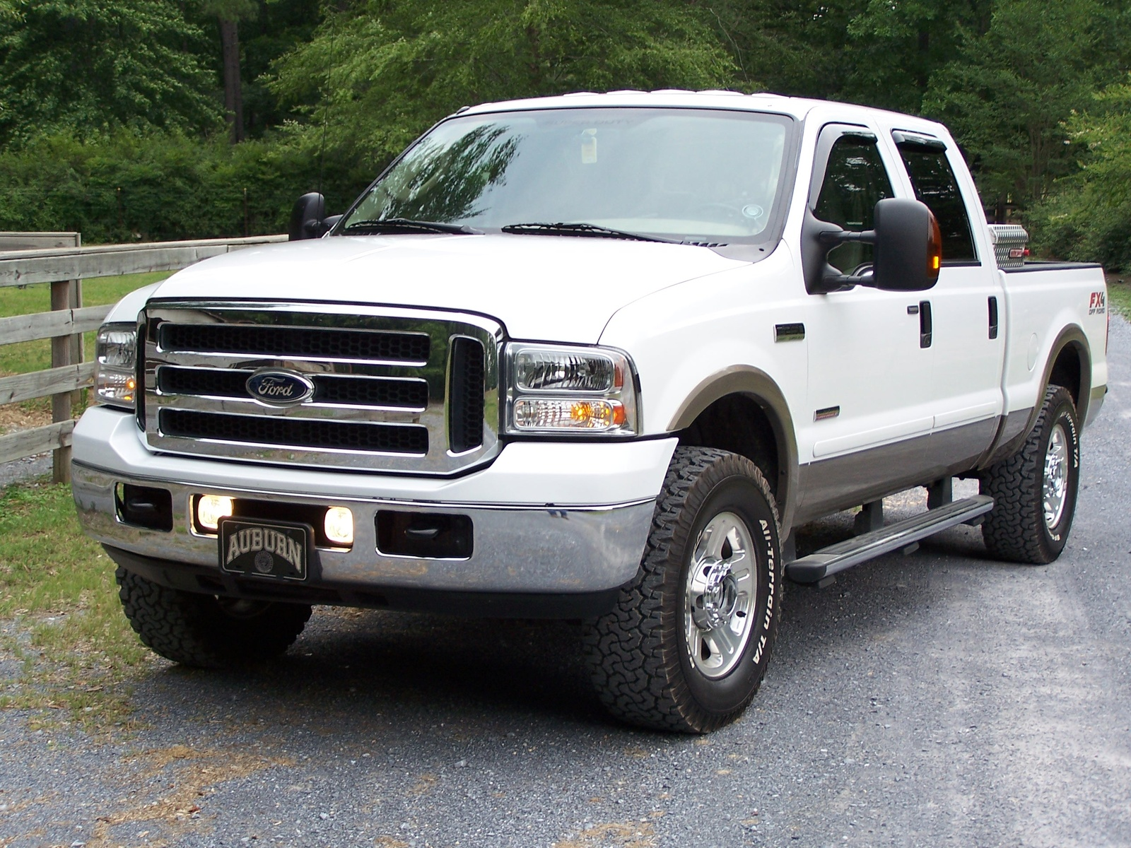 2000 Ford F-250 Super Duty - Information and photos - MOMENTcar