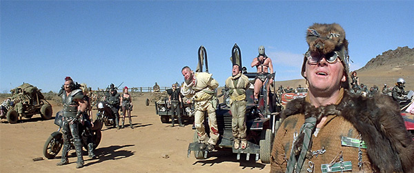 Mad Max: Fury Road from George Miller - Movie Guide Me