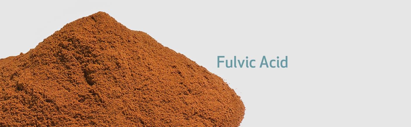 Fulvic Acid - Mycsa AG