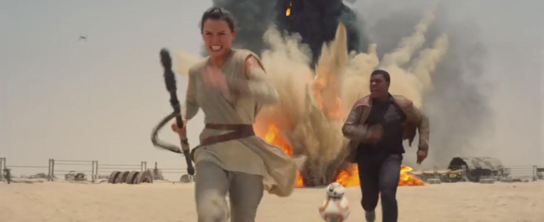 The Force Awakens' desert planet isn't Tatooine