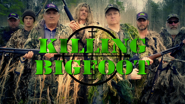 Killing Bigfoot: Meet the Hunters : Destination America