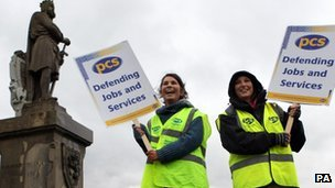 Driving examiners and coastguard officials set to strike