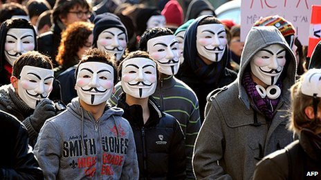 Anonymous, hacktivism and the rise of the cyber protester ...