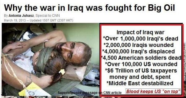 The US Said It Had Proof of Iraq WMDs, 1 Million People ...