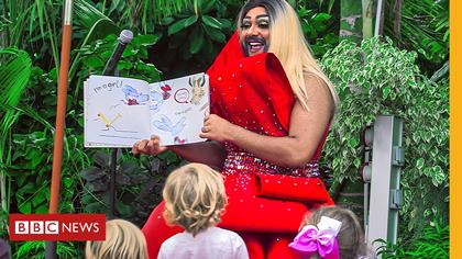 ANTIFA Radicals Support LGBT Exploitation of Kids in Child ...