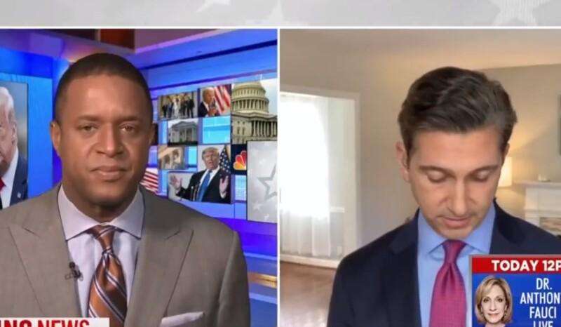 Watch: NBC's Ken Dilanian Get Caught Cursing Live on Air ...