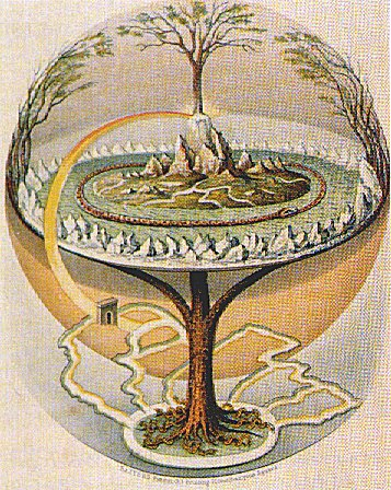 Ancient Flat Earth Beliefs ?u=http%3A%2F%2Fnorse-mythology.org%2Fwp-content%2Fuploads%2F2012%2F11%2FYggdrasil
