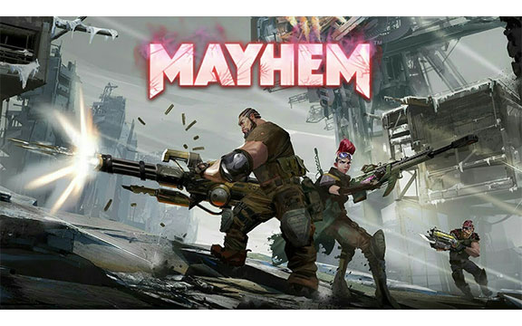 Mayhem Game Android Free Download - Null48.com