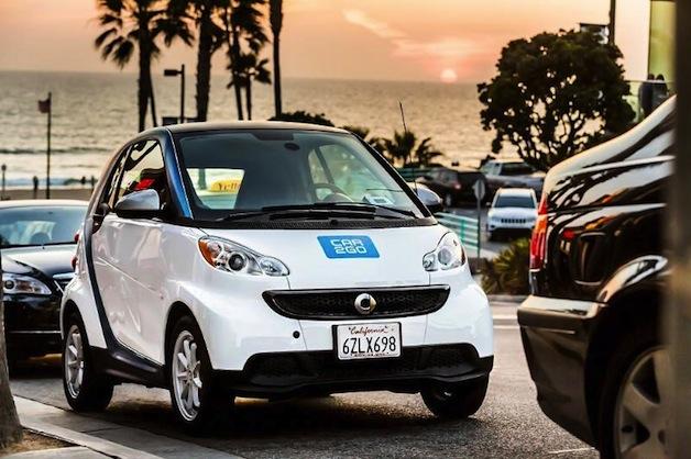 Daimler's Car2Go will soon top 1-million users