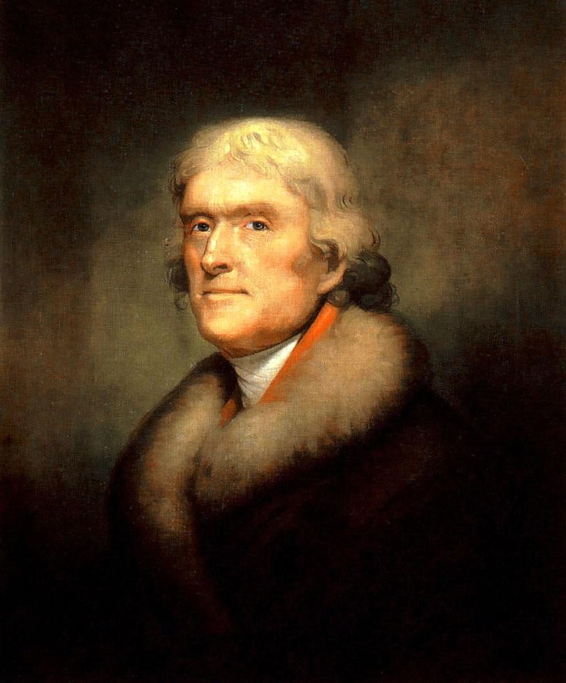 Thomas Jefferson | oldboyconservative