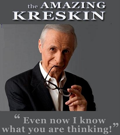 An Amazing OIB Offer To See The Amazing Kreskin – Only In ...