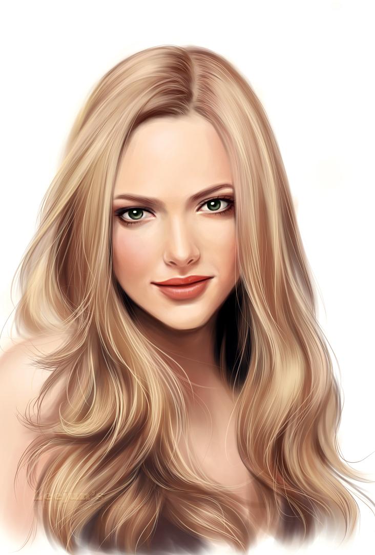 blonde by leejun35 on DeviantArt