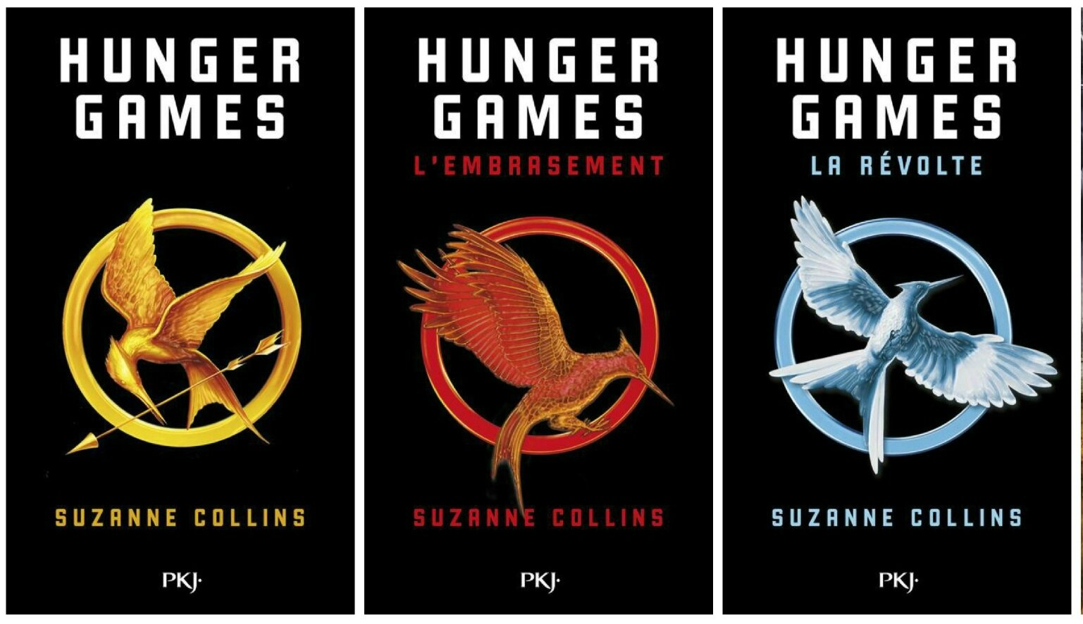 Hunger Games de Suzanne Collins : ISSN 2607-0006 - 1001 ...