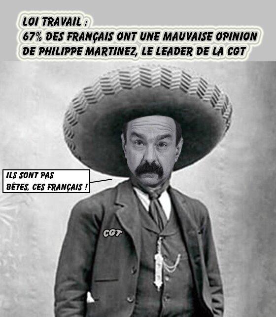 Martinez : Le Zapata de la CGT 1 & 2 - Gifs, Morphings ...