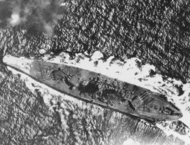 The Battle of Leyte Gulf: Sinking the Musashi