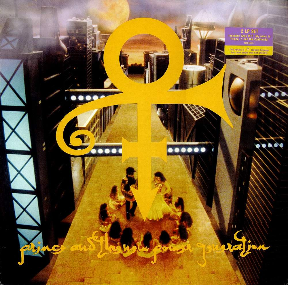 DISCOGRAPHY 1992 : The Love Symbol Album | paisleyparkprince