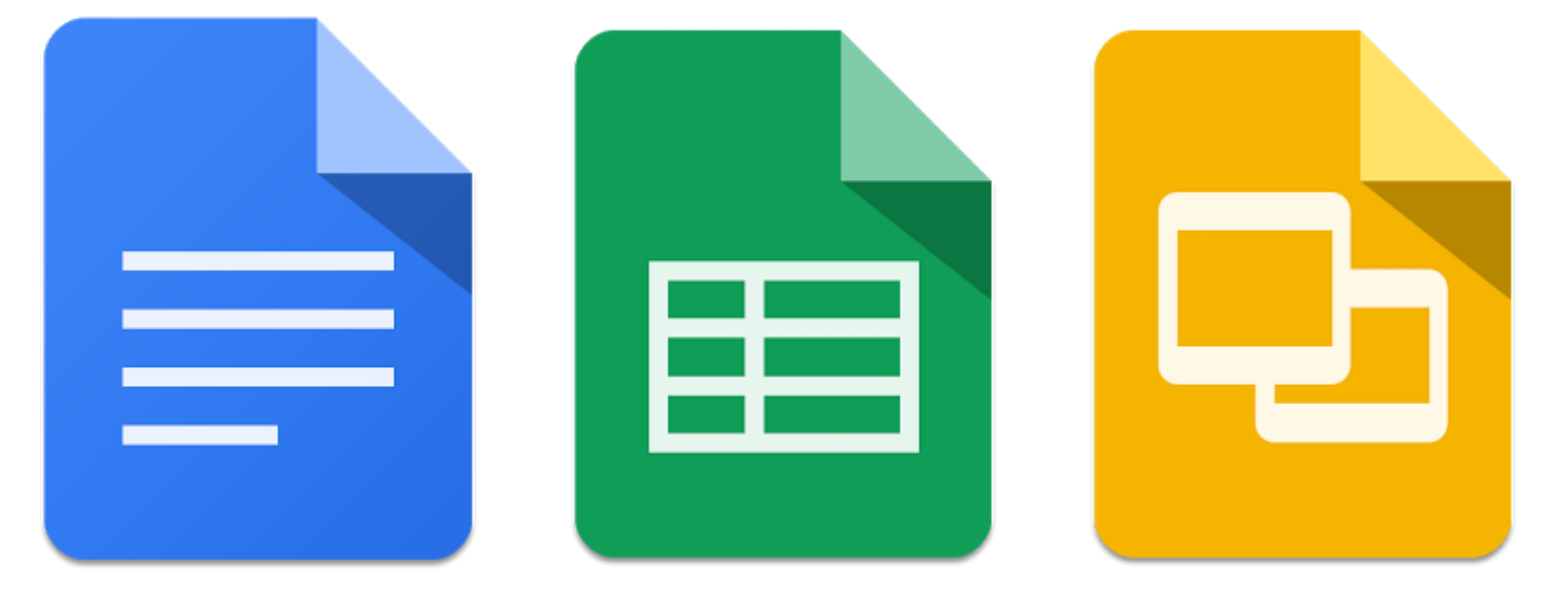Google Docs, Sheets, Slides update brings useful new features