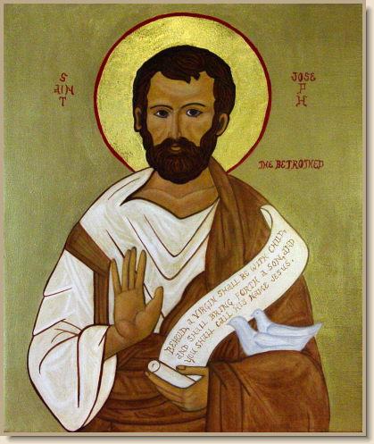 Laura's Icons: St. Joseph