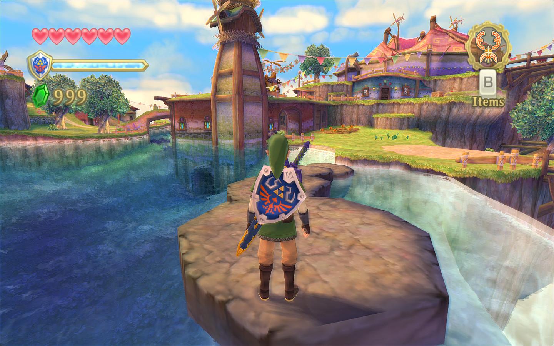 Skyward Sword vs A Link Between Worlds? | IGN Boards