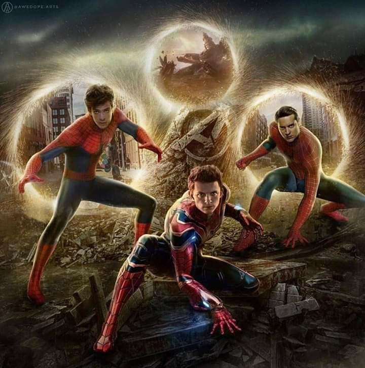 *SPOILERS* Spider-Man Multiverse [MCU]   Marvel Amino