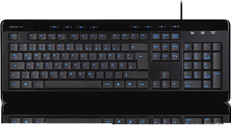 PC Keyboard PNG image