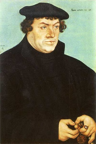 Johannes Bugenhagen, 1532 (Lucas Cranach the Elder) (1472 ...