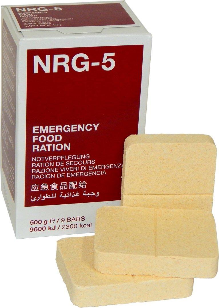 NRG-5 / BP-WR Energieriegel - Prepper-Shop.net