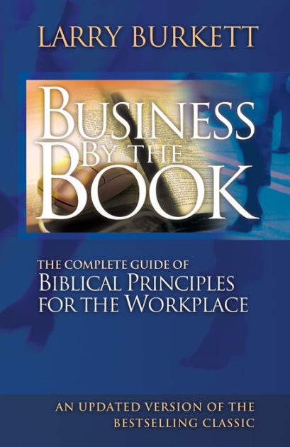 Business by the Book Cover