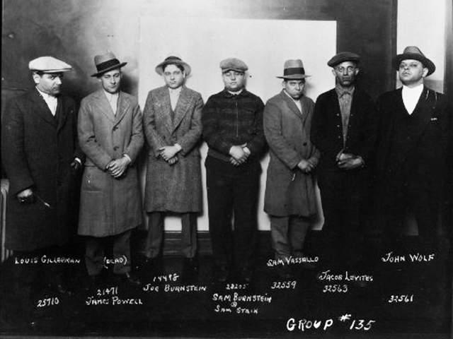 Organized Crime - Prohibition