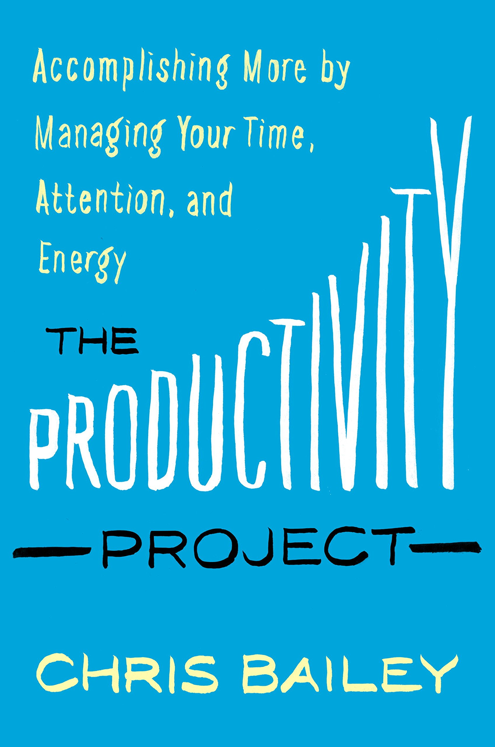 Book Review: The Productivity Project | Project Management Hacks