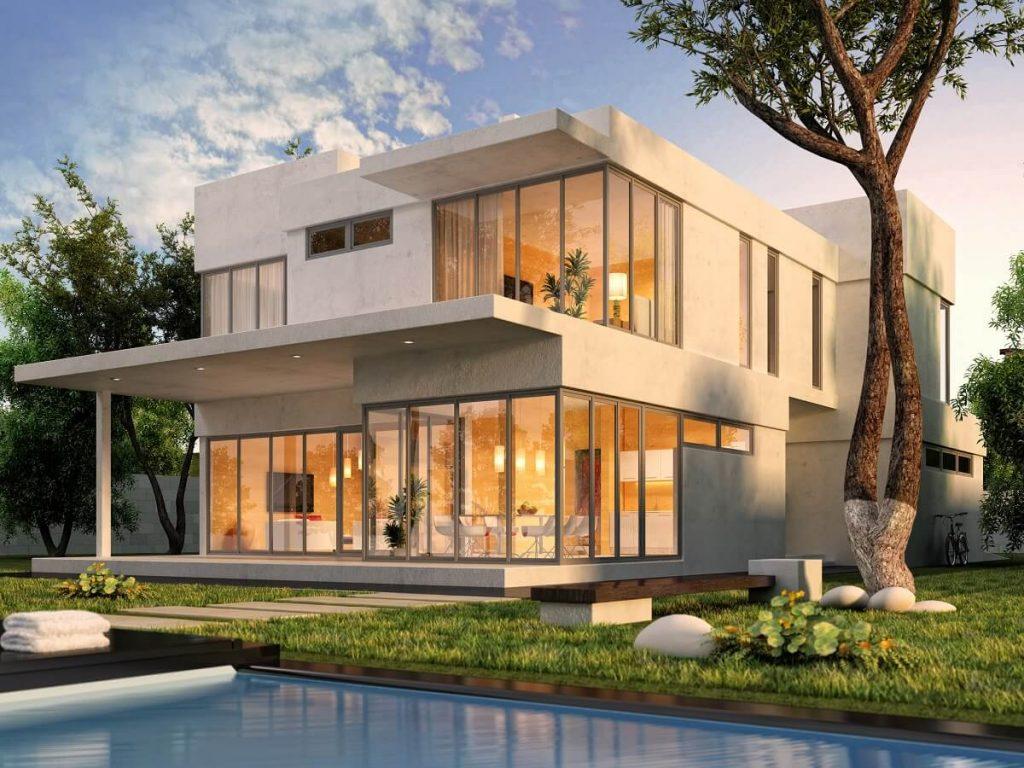 Domy z konstrukcji stalowych. Nowa niedroga alternatywa ...