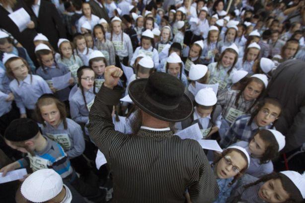 Los estudiantes de las yeshivas (escuelas religiosas) han visto sus ...