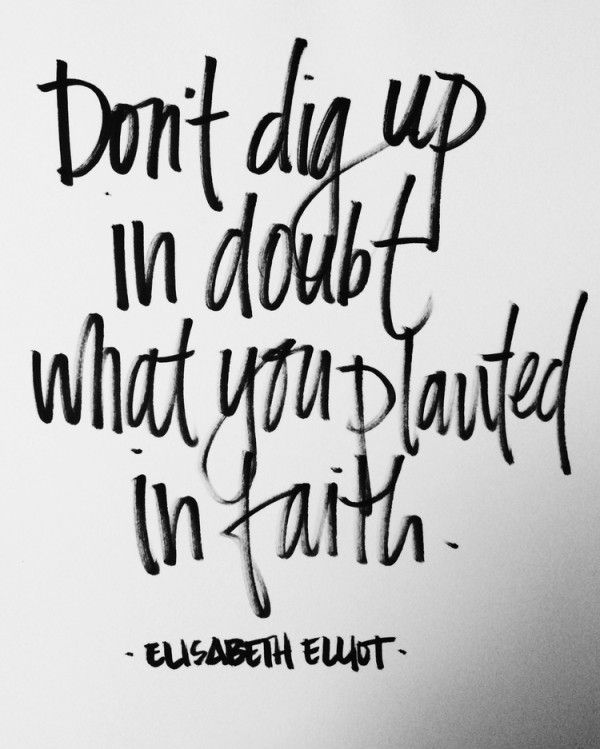 Jaw-dropping Doubt Image Quote By