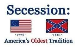 States Seceding from the Union : Can We? Should We ...