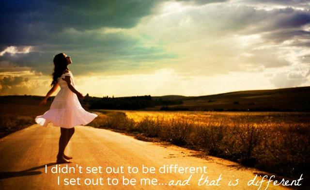 Being Different, Being You - Rachel's Lookbook