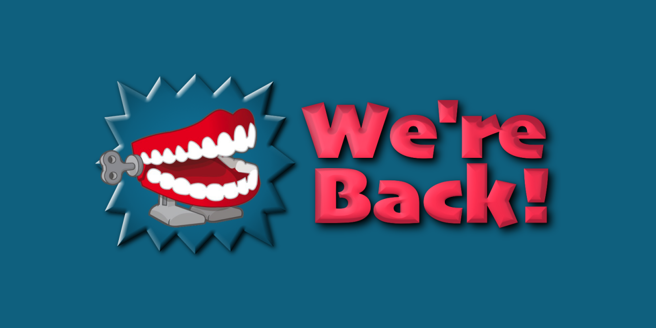 We're Back! | RandomChatter Network