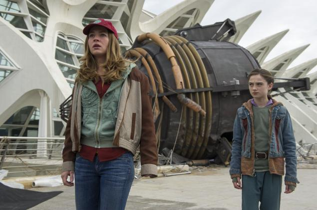 Tomorrowland' inspiring and feminist, take your kids to this movie ...