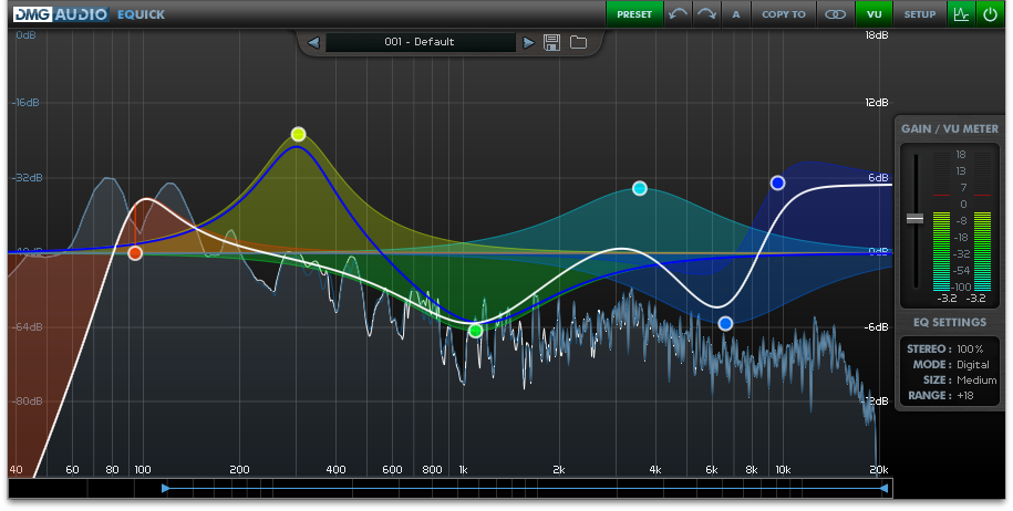 Graphic EQ 2