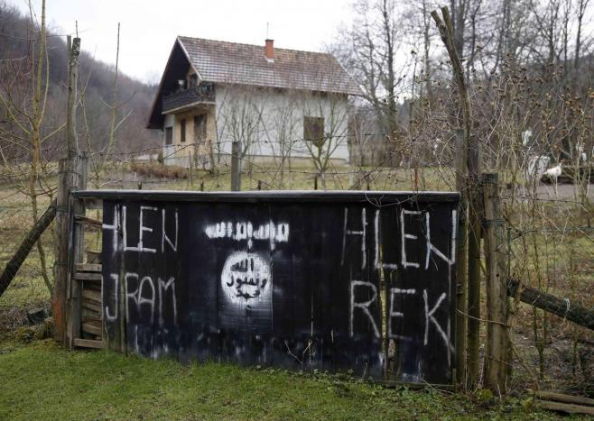 "West Ignores ISIS ""Safe Havens"" In Bosnia 