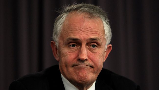 Nick Minchin says Malcolm Turnbull has only himself to blame for ...