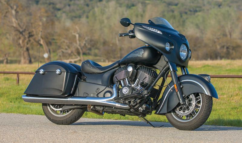 Bagger Comparo: Harley vs. Indian vs. Moto Guzzi