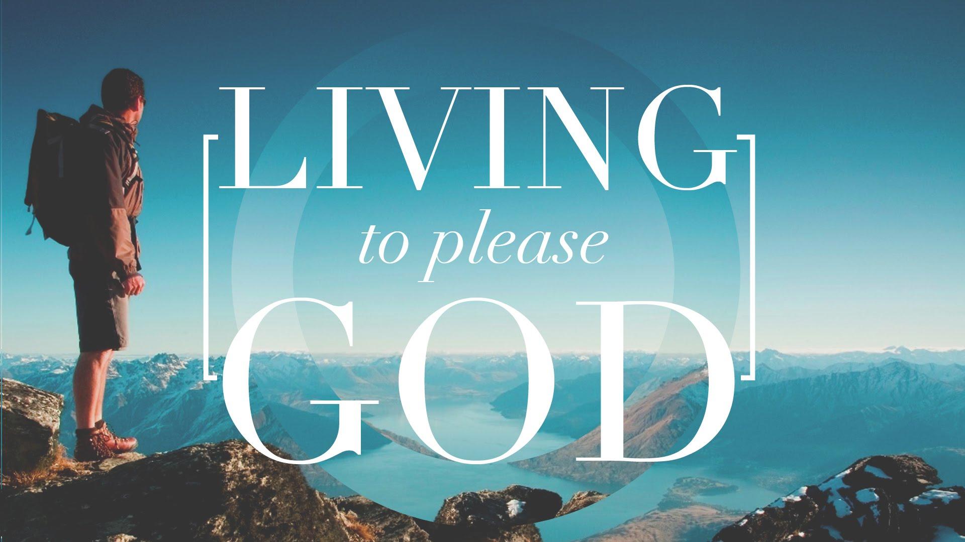 Please God, Serve People | Ripple Effect Disciplines