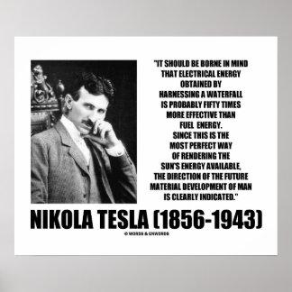 Nikola Tesla Posters & Prints